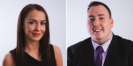 Two New Consultants Appointed